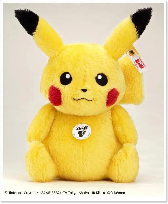 steiff-pikachu-toy