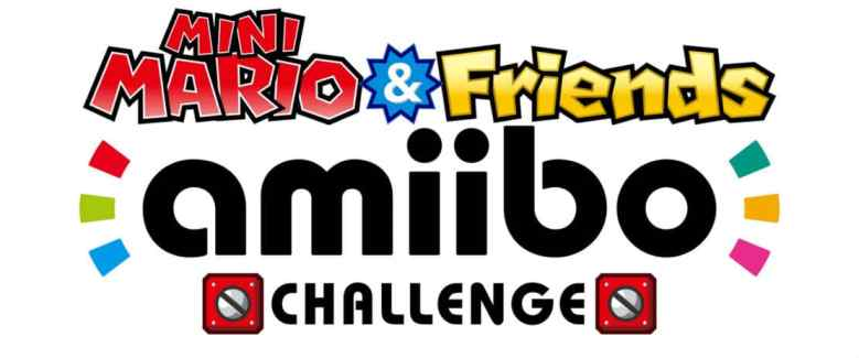mini-mario-friends-amiibo-challenge-logo