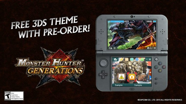 monster-hunter-generations-3ds-theme