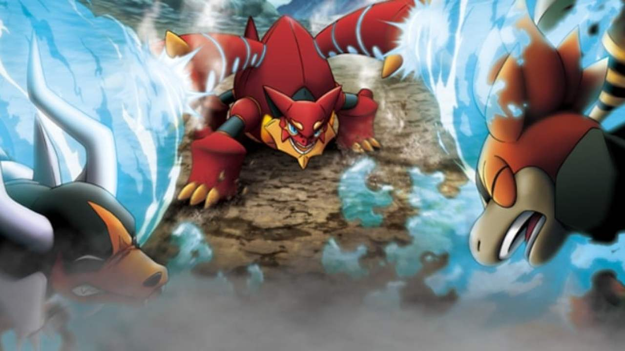 Pokemon The Movie Volcanion And The Mechanical Marvel Debuts This