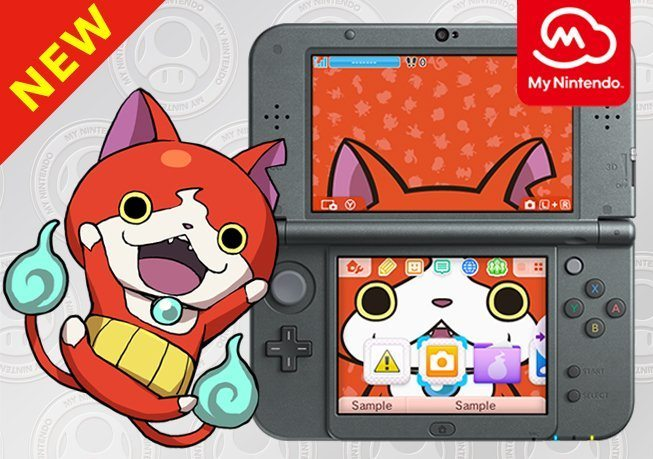 yokai-watch-3ds-home-menu-theme