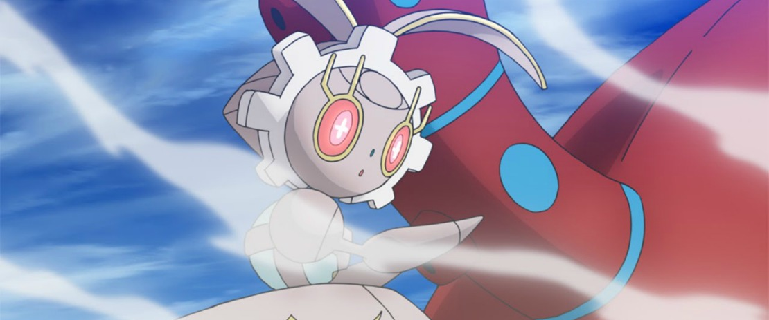 Magearna QR Code Distribution Announced For Pokémon Sun And Moon