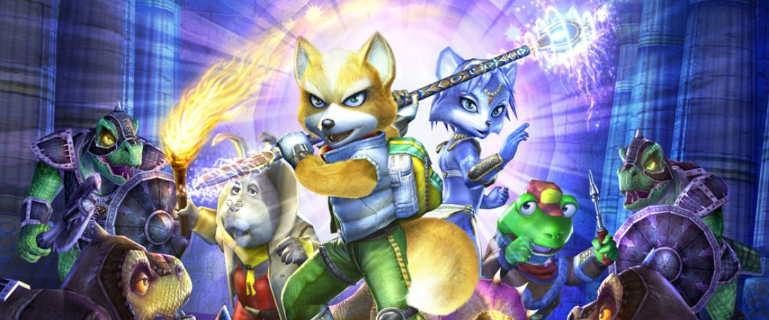 Image result for Star Fox Warriors