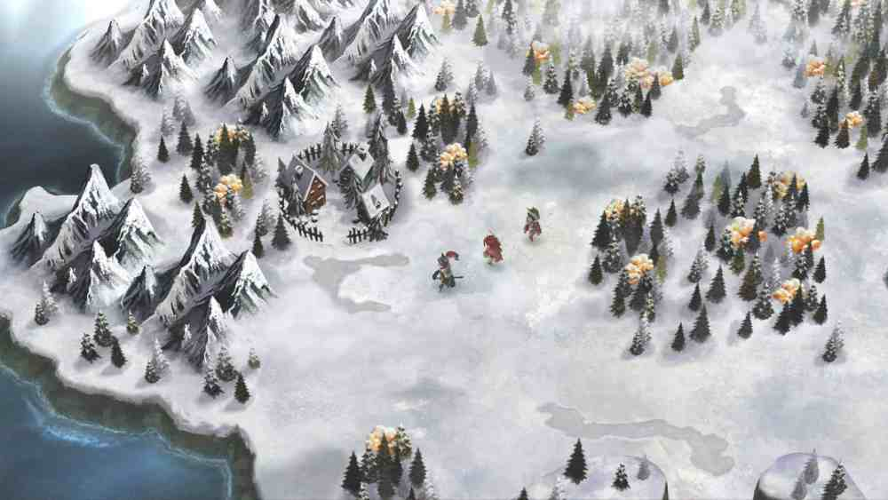 I Am Setsuna Switch Review Screenshot 2