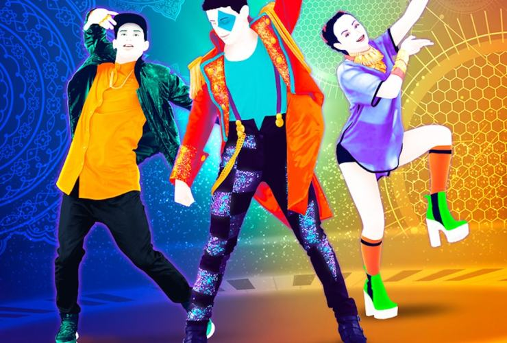 Just Dance 2017 Review Banner