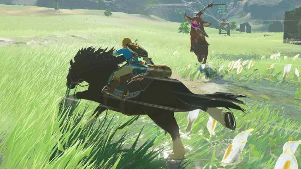 The Legend of Zelda: Breath of the Wild Review Screenshot 1