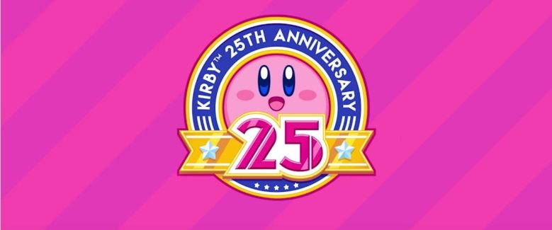 kirby-25th-anniversary-logo