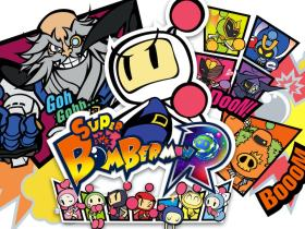 Super Bomberman R Review Banner