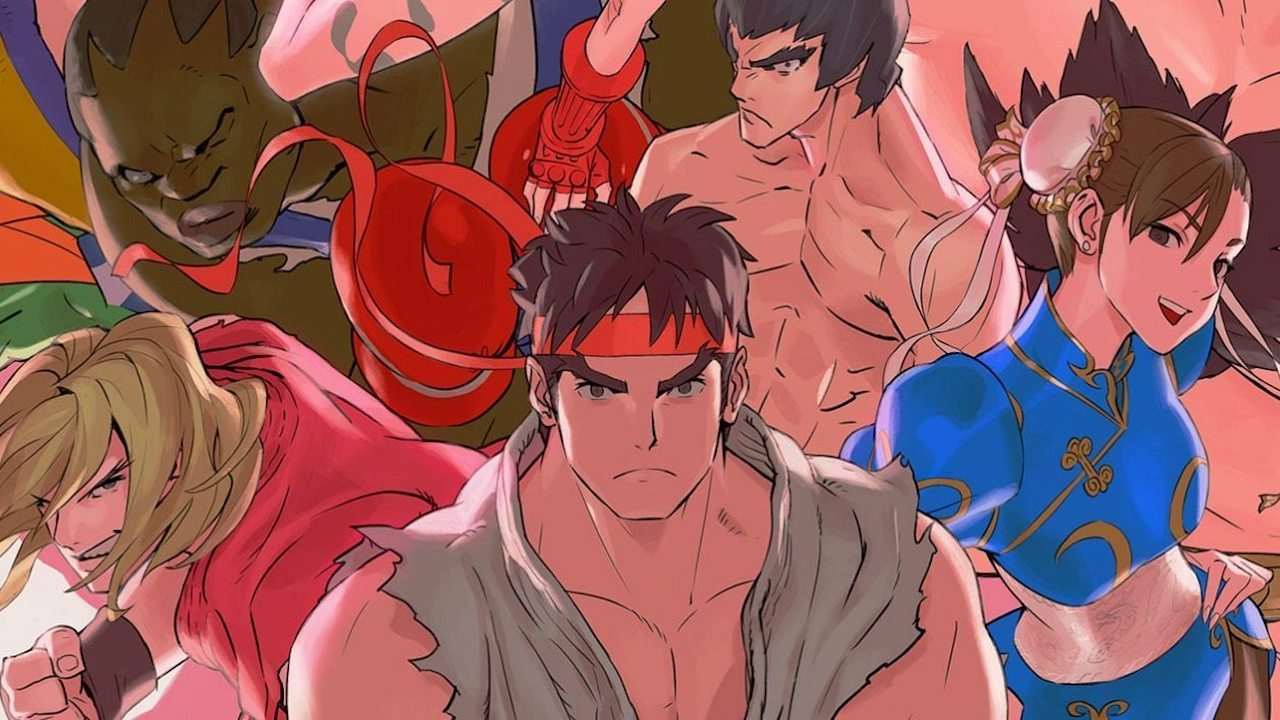 Ultra Street Fighter II: The Final Challengers Review Header