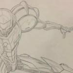 metroid-archie-comics-concept-art