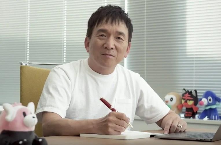 The Pokémon Company Tsunekazu Ishihara Photo