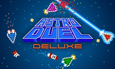 Astro Duel Deluxe Review Header
