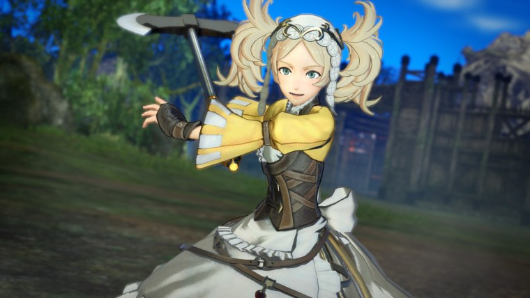 lissa-fire-emblem-warriors-screenshot-4