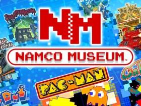 Namco Museum Review Header