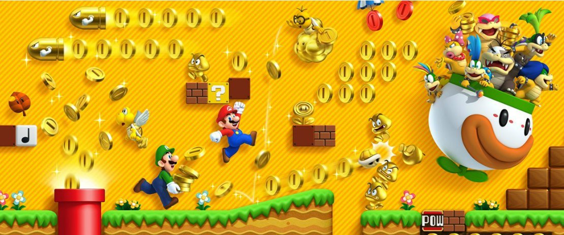 New Super Mario Bros 2 Nintendo 2ds Bundle Out On August 25th