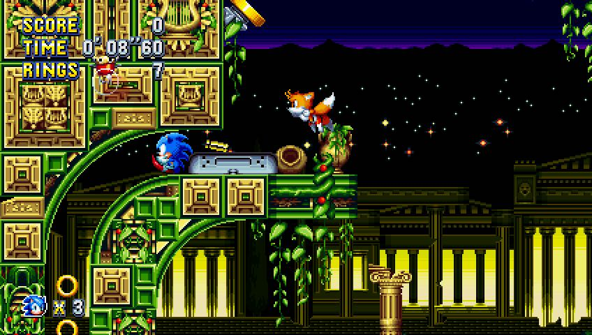 Sonic Mania Review – Switch – Nintendo Insider