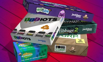 The Jackbox Party Pack 2 Review Header