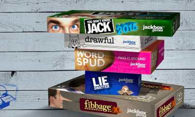 The Jackbox Party Pack Review Header