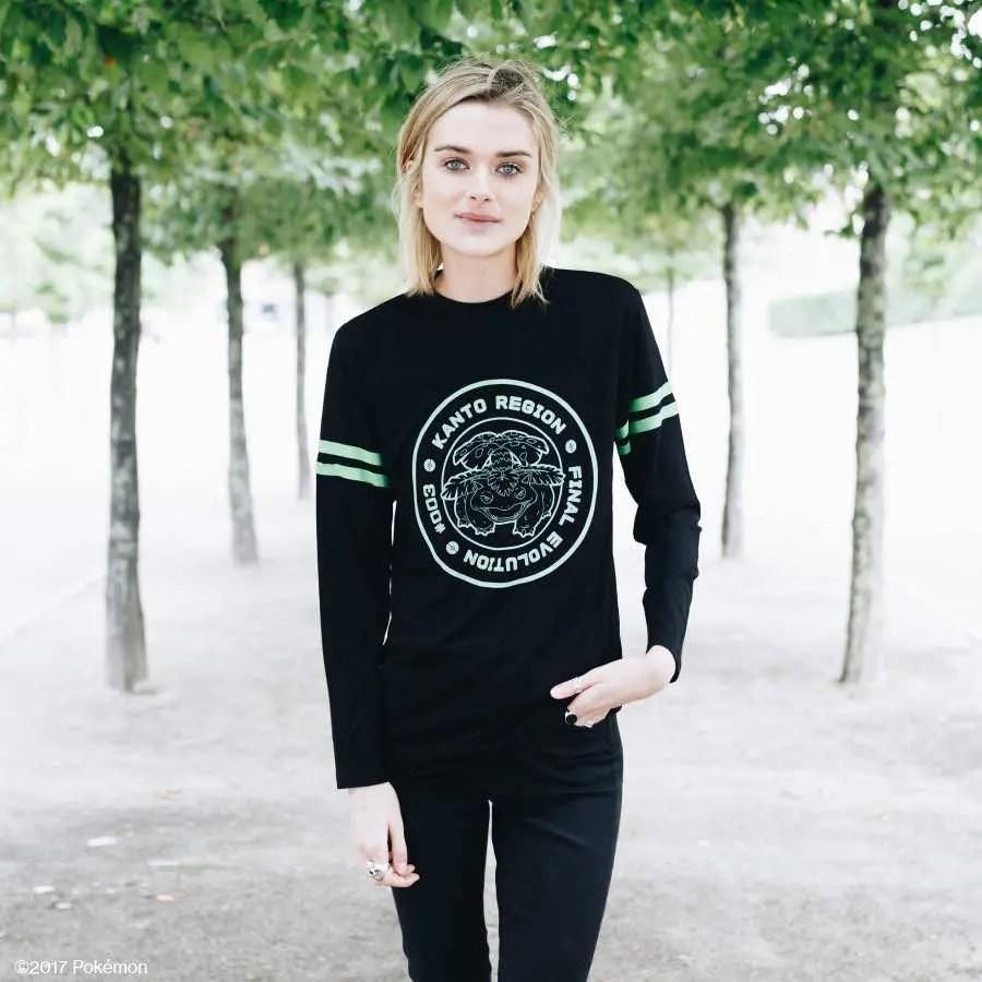 venusaur-t-shirt-photo