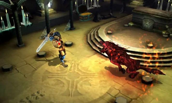 Heroes Of Ruin Review Screenshot 2