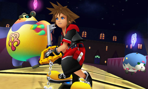 Kingdom Hearts 3D [Dream Drop Distance] Review Screenshot 2