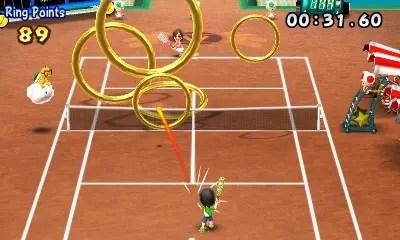 Mario Tennis Open Review Screenshot 4