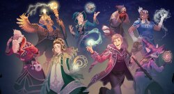 Nine Parchments Artwork