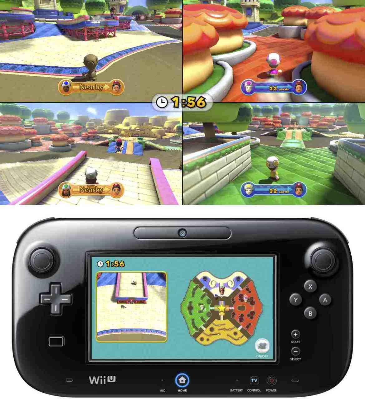 Nintendo Land Review Screenshot 1