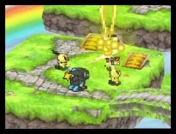 Pokémon Conquest Review Screenshot 3