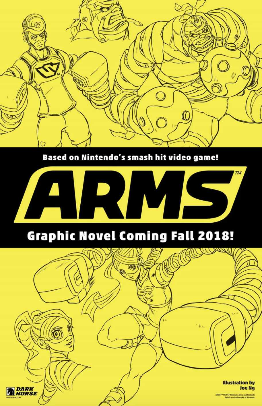 arms-graphic-novels-main-image