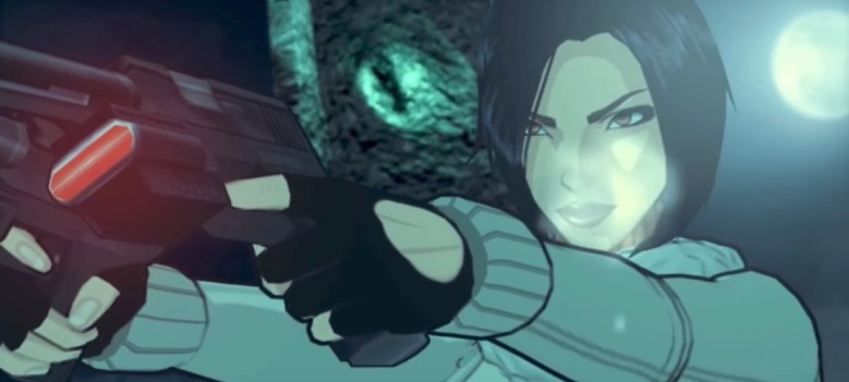 Fear Effect Sedna Screenshot