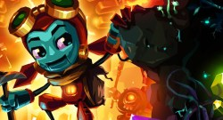 SteamWorld Dig 2 Review Image