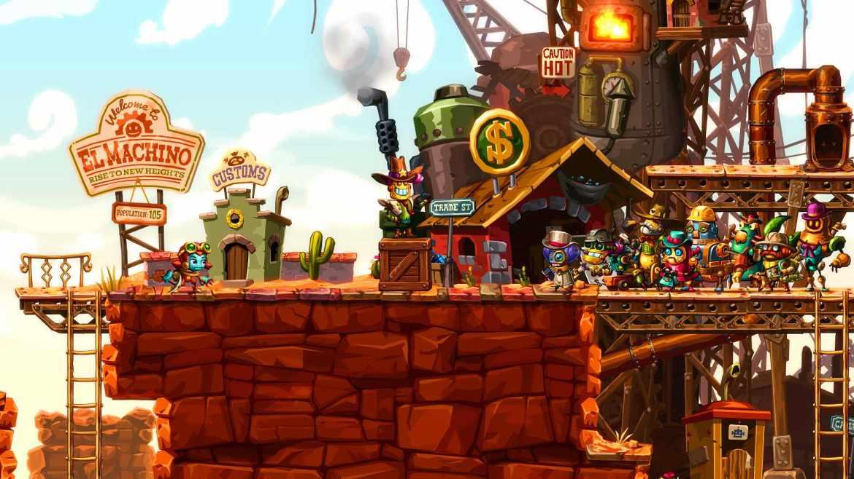 steamworld-dig-2-review-screenshot-1