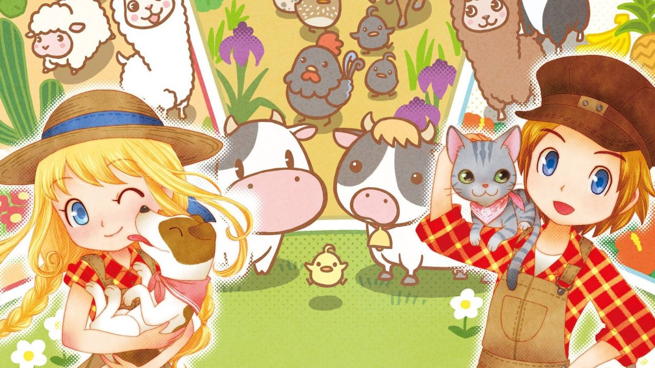 Story Of Seasons: Trio Of Towns Review Header