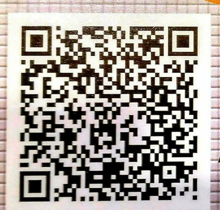 Ash Pikachu QR Code For Pokémon Ultra Sun And Ultra Moon