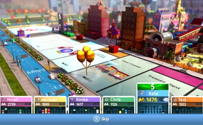 Monopoly For Nintendo Switch Review Nintendo Switch