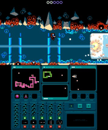 xeodrifter-review-screenshot-1