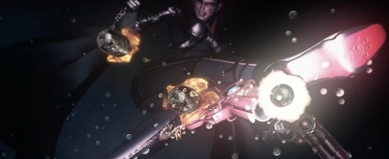 Bayonetta 3 Screenshot