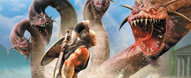 Titan Quest Main Header
