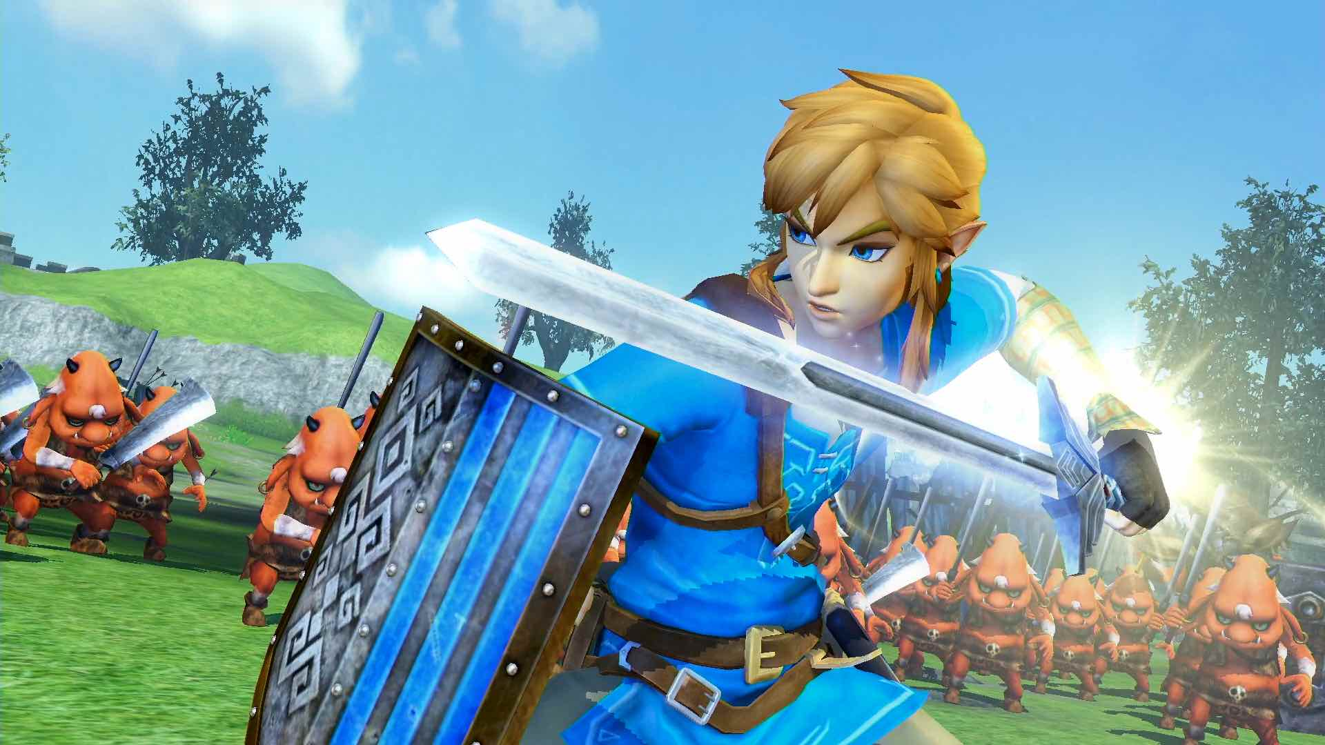 19baae72fe6 Hyrule Warriors  Definitive Edition Charges Into Battle On Nintendo ...