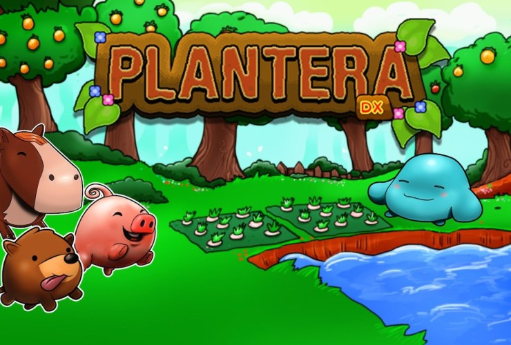 Plantera Deluxe Review Header