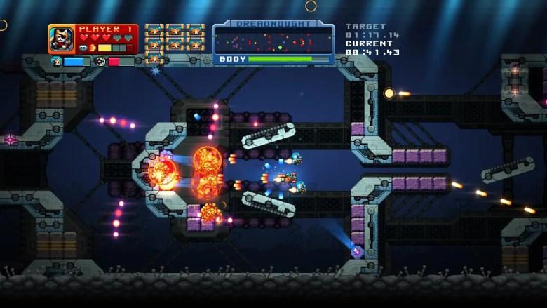 Aqua Kitty UDX Review Screenshot 2