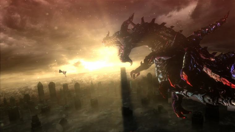 Bayonetta 2 Review Screenshot 1