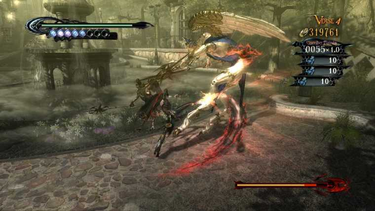 Bayonetta Review Screenshot 2