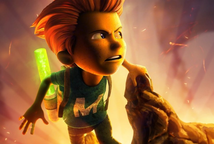 Max: The Curse Of Brotherhood Review Header