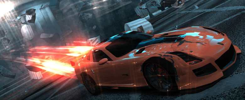 Ridge Racer Unbounded Screenshot