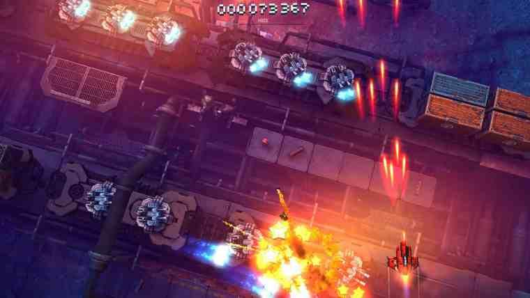 Sky Force Reloaded Review Screenshot 2