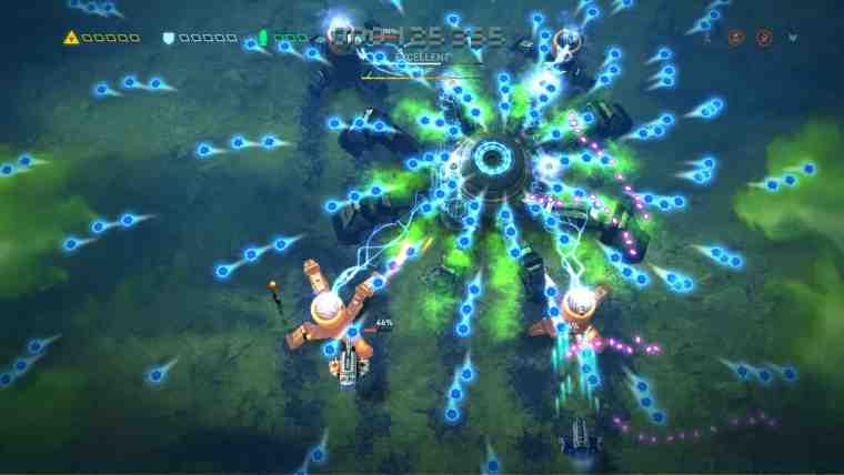 Sky Force Reloaded Review Screenshot 3
