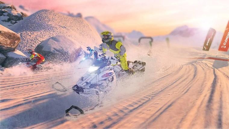 Snow Moto Racing Freedom Switch Review Screenshot 1