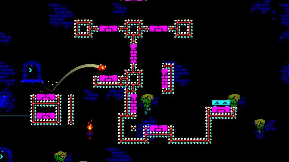 Super One More Jump Review Screenshot 1